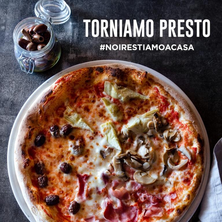 TORNIAMO PRESTO #NOIRESTIAMOACASA