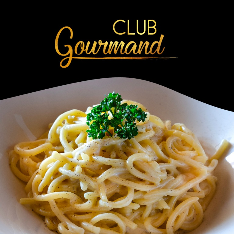 19/3 CLUB GOURMAND